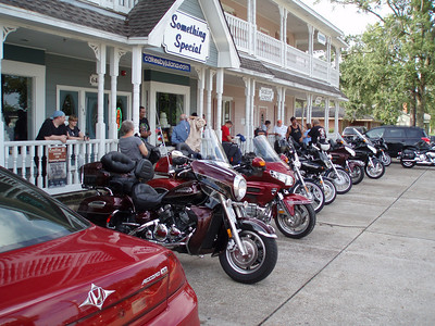 MOOSEHEAD CAFE RIDE AUG 16, 2008